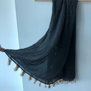 ASOS scarf fashion accessory sheer scarf
